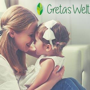 Gretas Welt, mit dem Besten aus der Natur