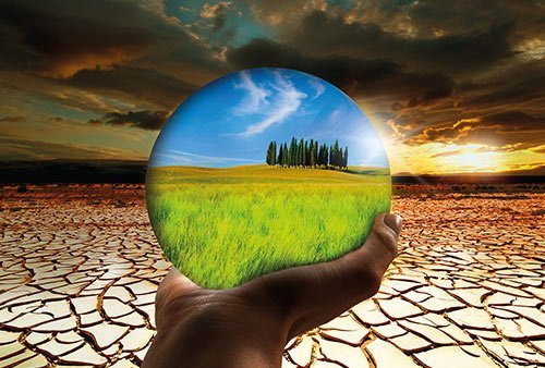 Klimawandel Dürre