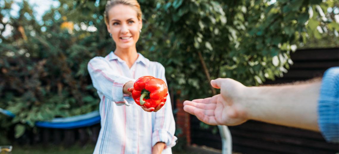 Lisa Zvonetskaya – Lebensmittel retten wird jetzt digital