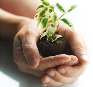 Naturabiomat Ressourcenschonung