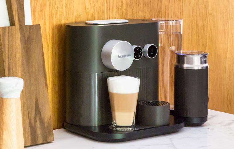Kaffeemaschine von Nespresso