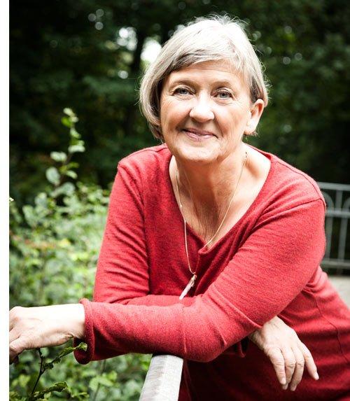 Petra Sood - Gründerin von Kulmine, waschbare Baumwoll-Slipeinlagen und Binden