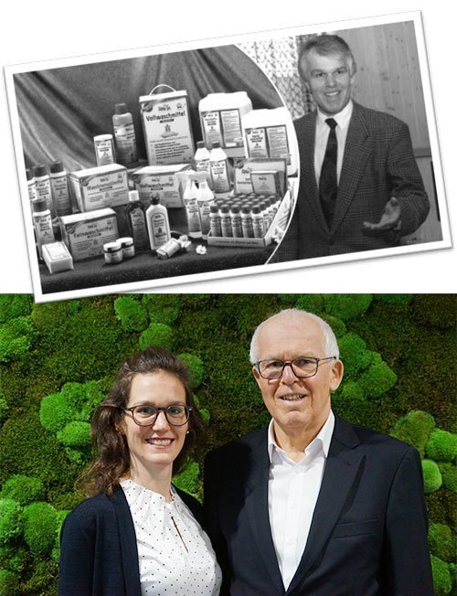 Rudolf und Verena Bund