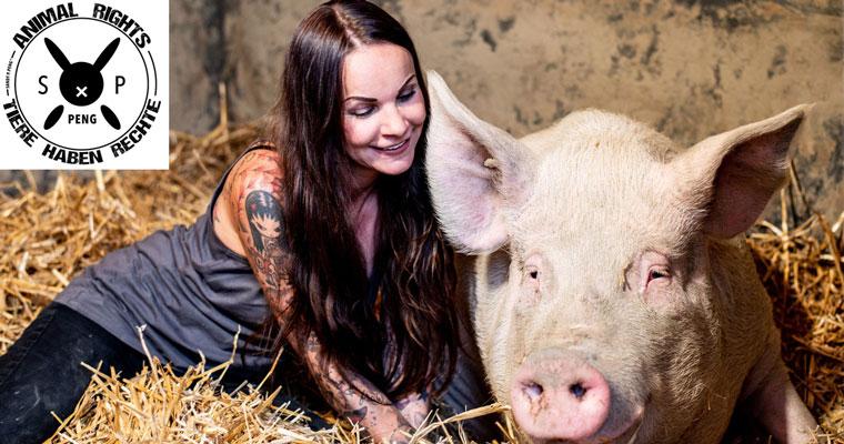 Sandy P. Peng – Frau von Format kämpft für Tierwohl