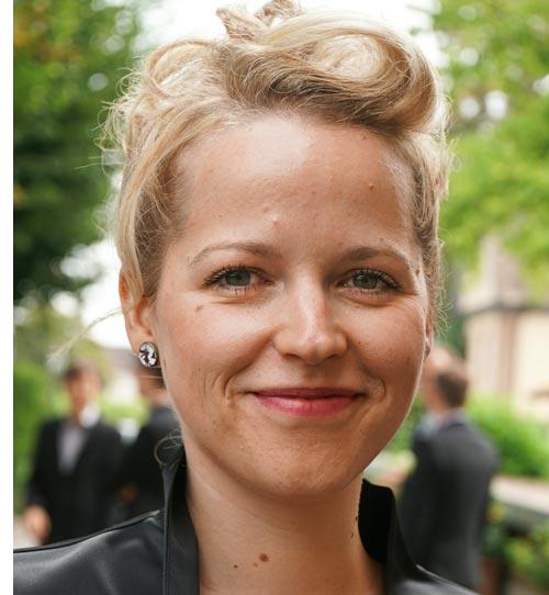Sarah Seibel - mit be free stellt sie nachhaltige Schuhe her