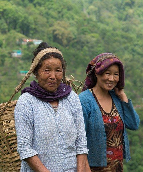 Naturland Teebauerinnen