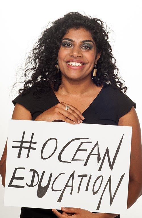 Tharaka Sriram »Ocean Education«