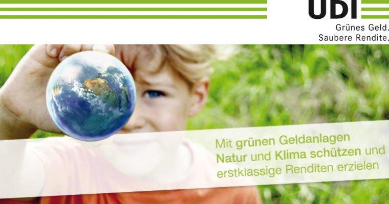 UDI – Ihr Partner für grünes Geld