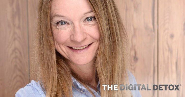 Ulrike Stöckle, durch Digital Detox mehr Lebensqualität erleben