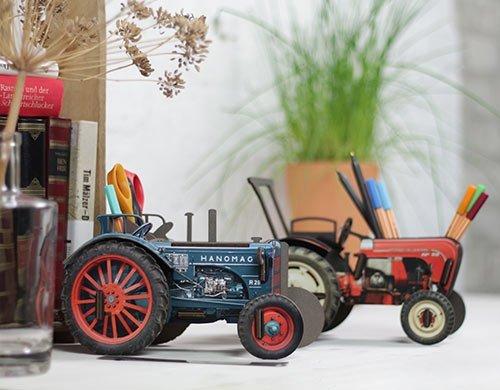 Werkhaus Stifteboxen Traktoren