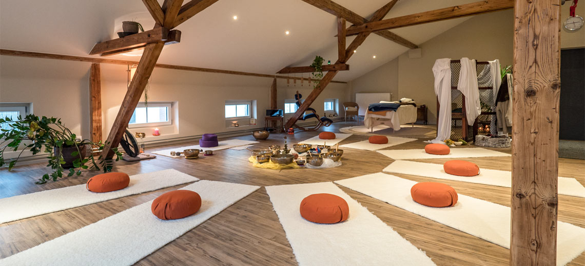 Anne Steinmann - Entspannungspädagogin | Klangmassagen, Meditation, Stressmanagement